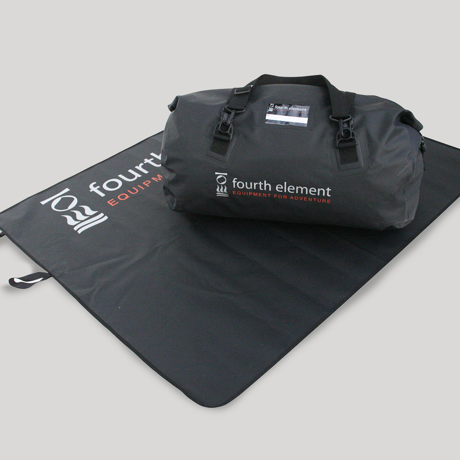 argo bag and mat