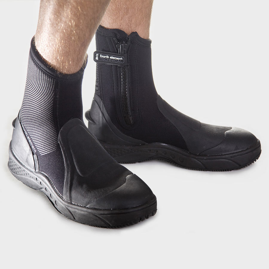 amphibian boots