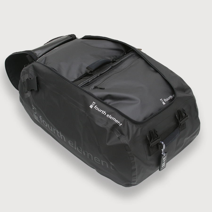 manta and remora bags