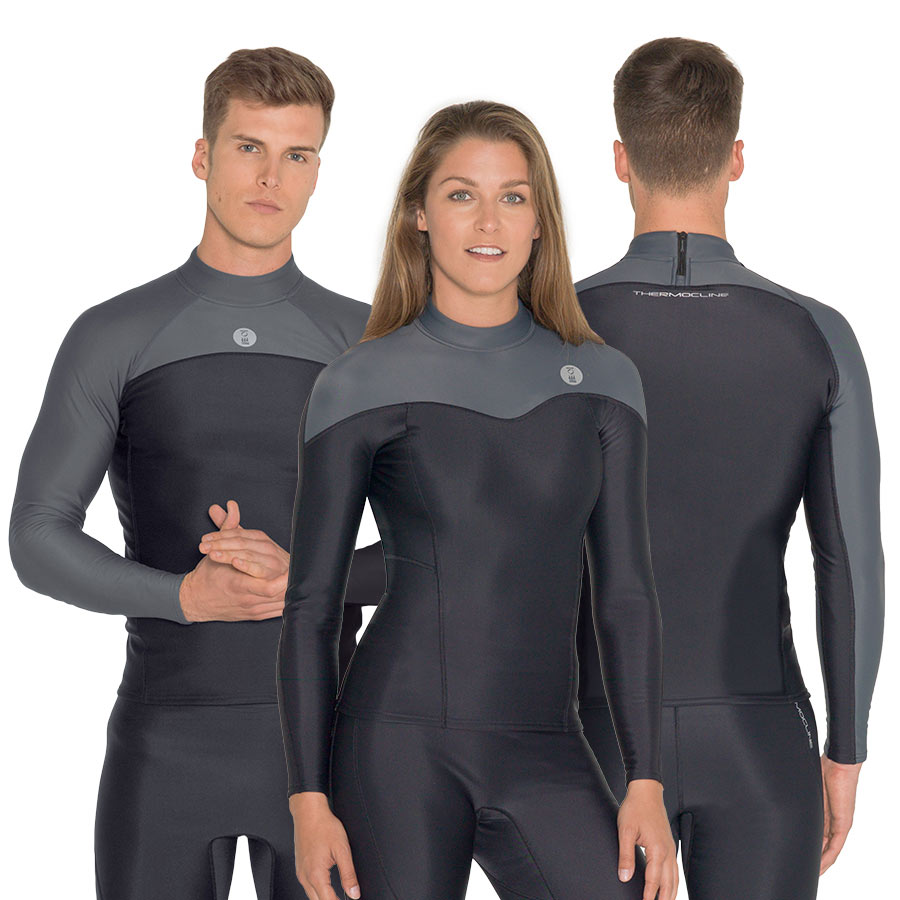 thermocline long sleeve top