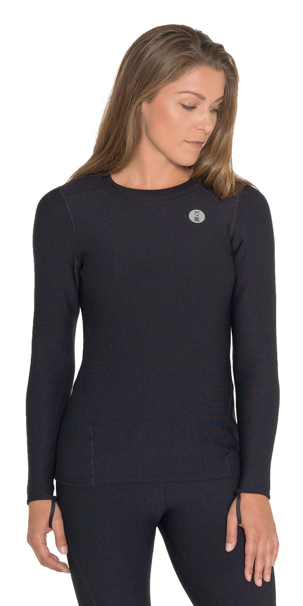 Womens Xerotherm Ls Top