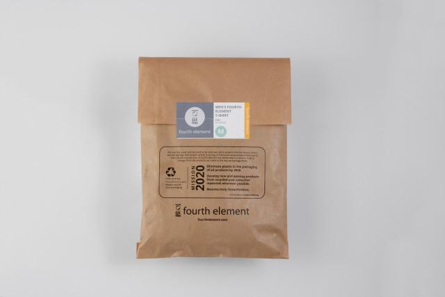 Winter Life Paper Bag