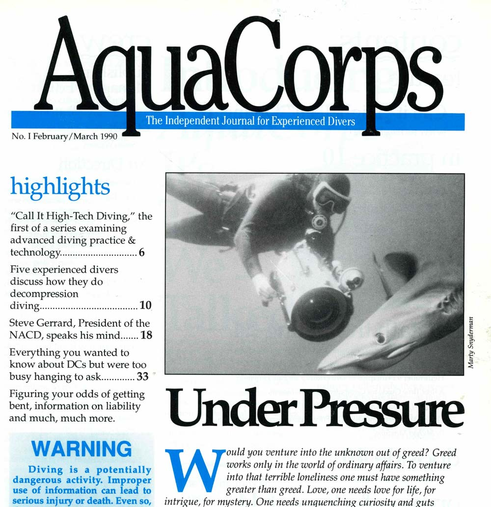 Aquacorp Magazine