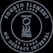 20th Anniversary Crest Logo
