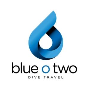 blue o two logo