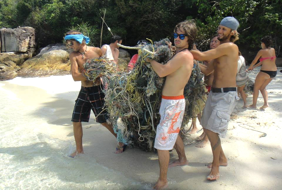 Group heaving Net