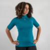 Short sleeve Hydroskin Rashguard, eco-friendly, sustainable, recycled polyester