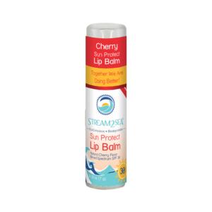 Cherry Sun Protect Lip Balm Spf30
