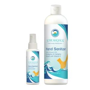 Hand Sanitizer Spray + Refill 16 Oz