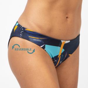 Tiger Reversible Bikini Bottom