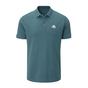 Men's Octopus Polo Shirt