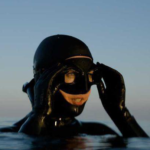 Lauren Freediving
